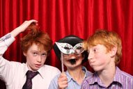 SnappaBox photo booth hire